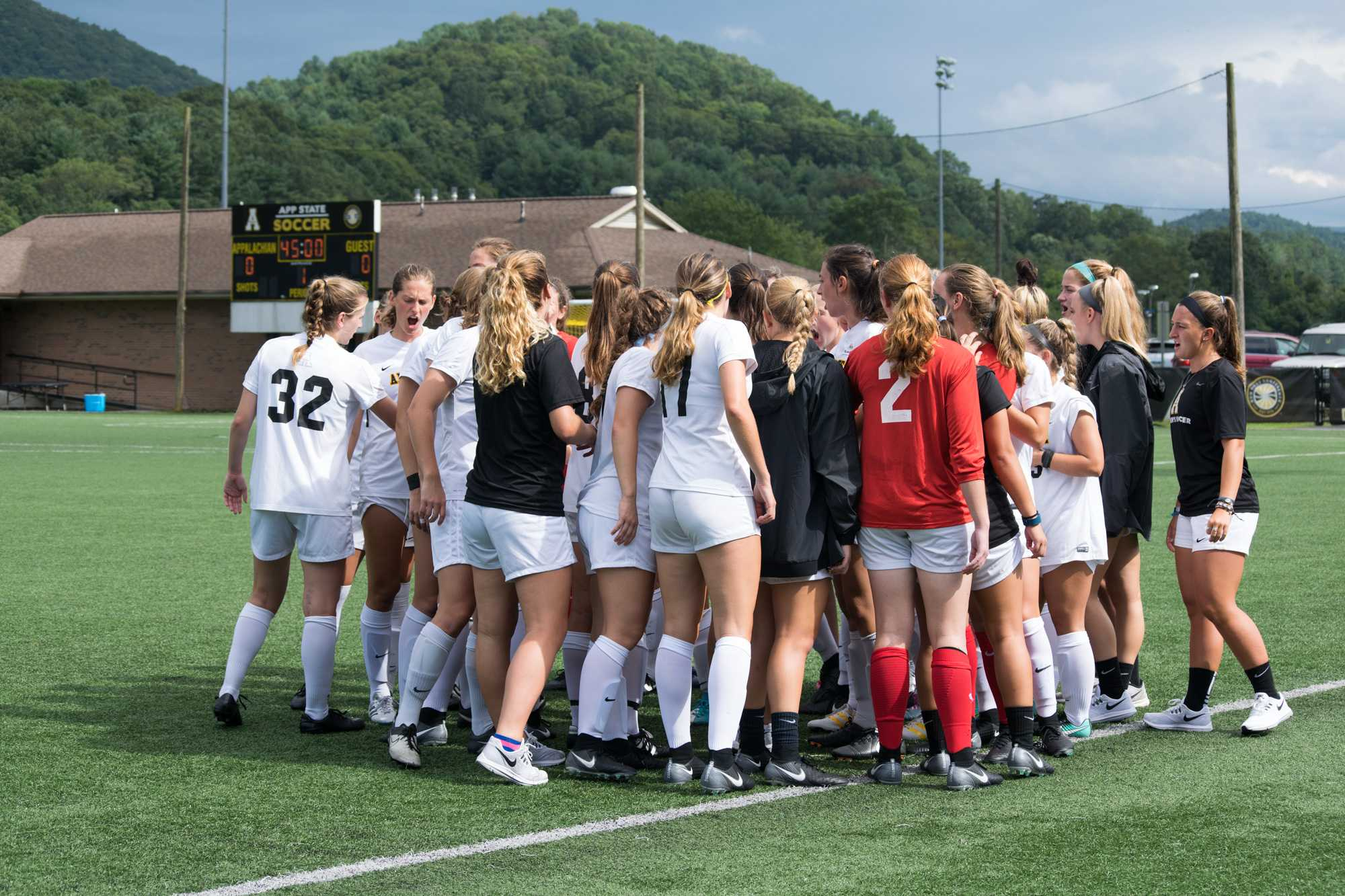 Captains bringing leadership and family mindset to App State women's soccer