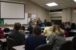 F/Stop's first meeting of the semester was held on February 6. They meet every first and third Monday of the month at 7:30 in Katherine Harper Room 122.