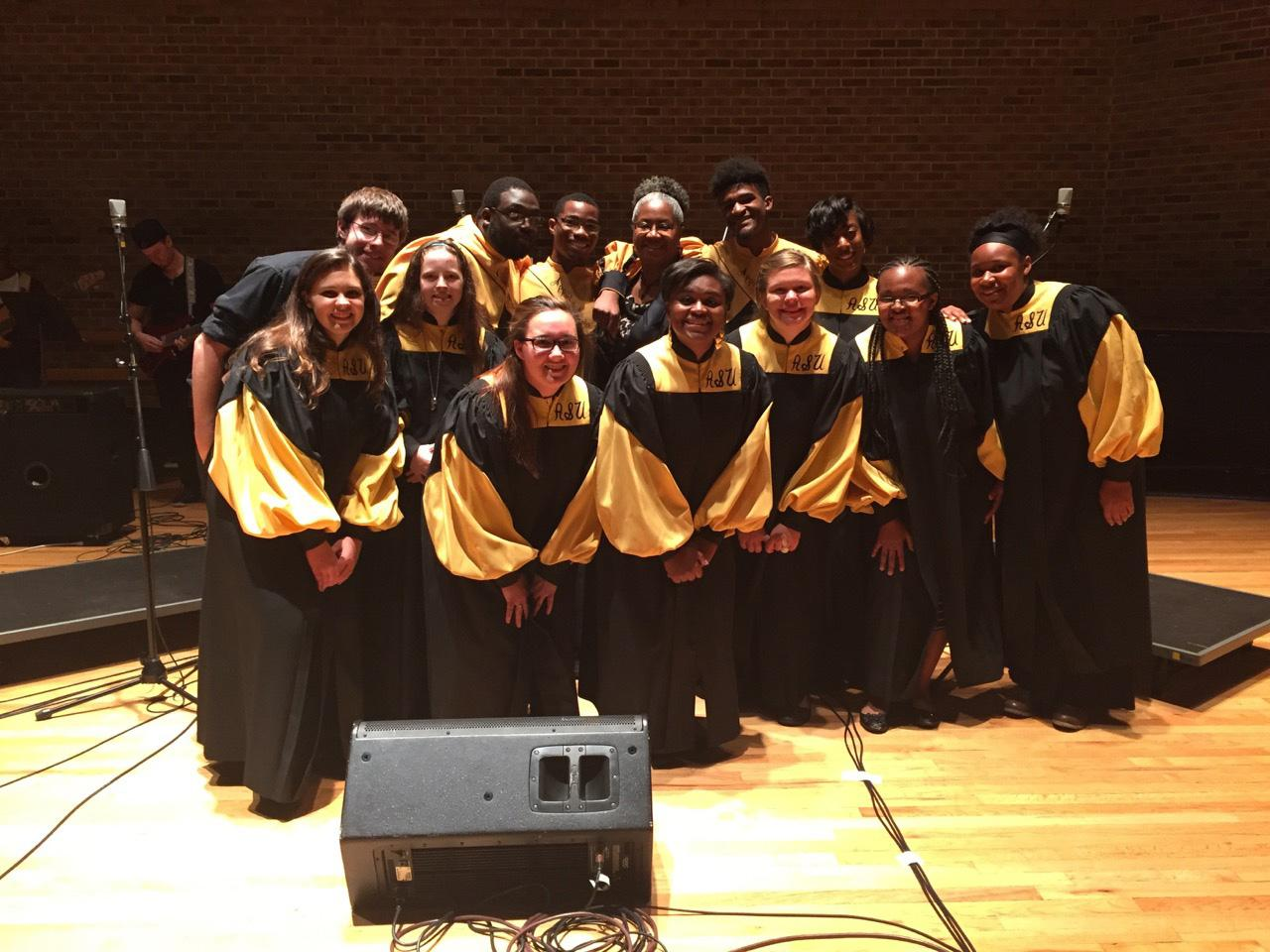 ASU Gospel Choir: a place of diversity and inclusion