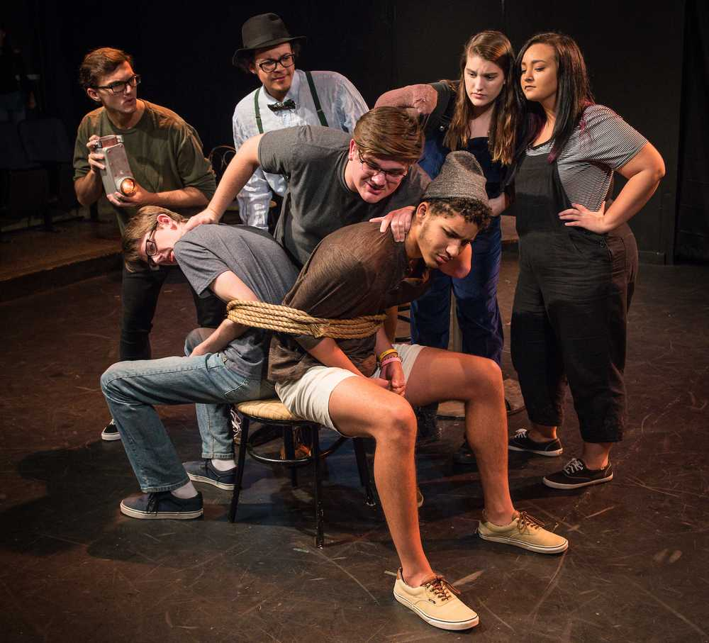 "Audience plays a role in theatre department's ""Much Ado About Nothing"""