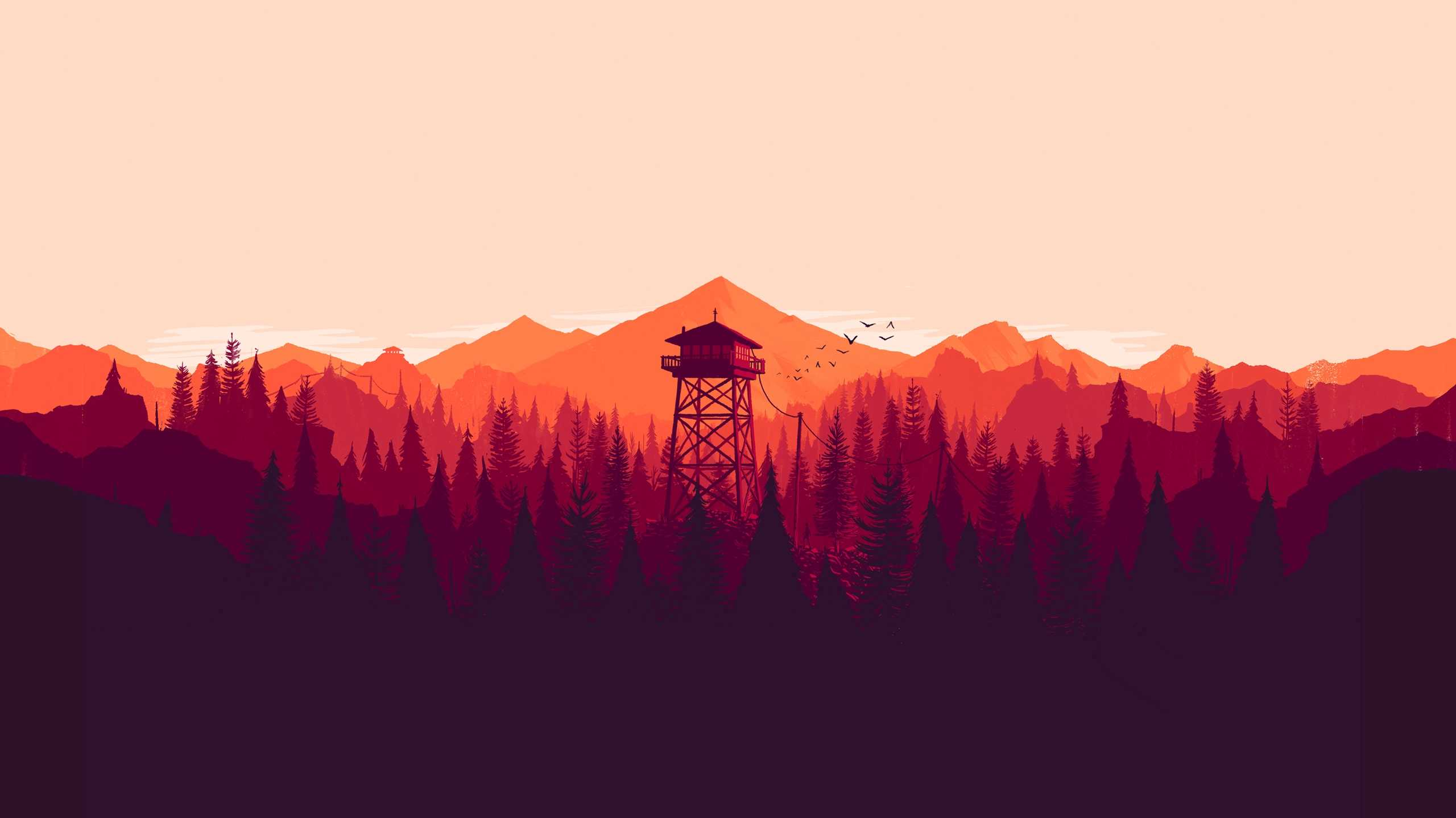 Burning Bright: 'Firewatch' review