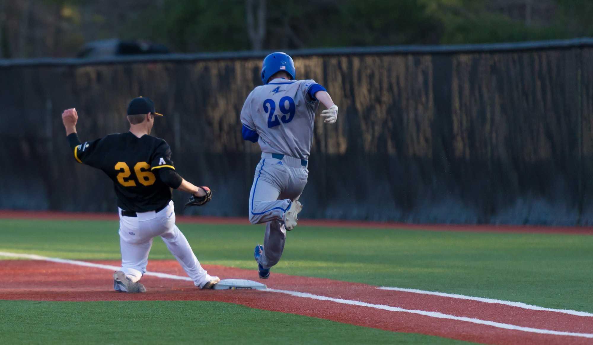 App State baseball falls 8-3