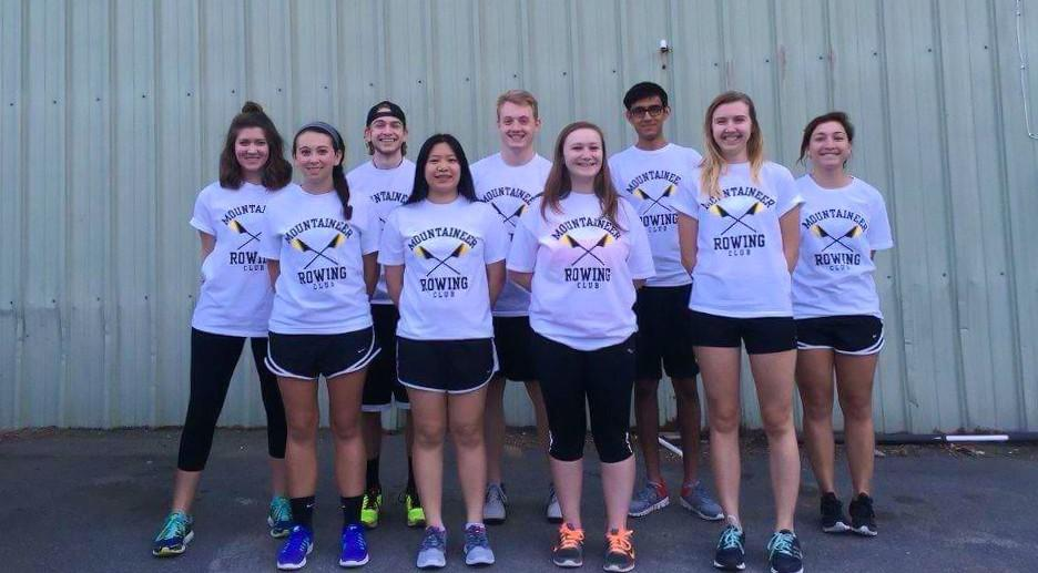 Back row: Emily Howard, Collin Sheppard, Austin Gregory, Suryaveer Singh, Grayson Russell. Front row: Sarah Bowden, Kathryn Pryor, Katie Zweig, Morgan Pilcher.