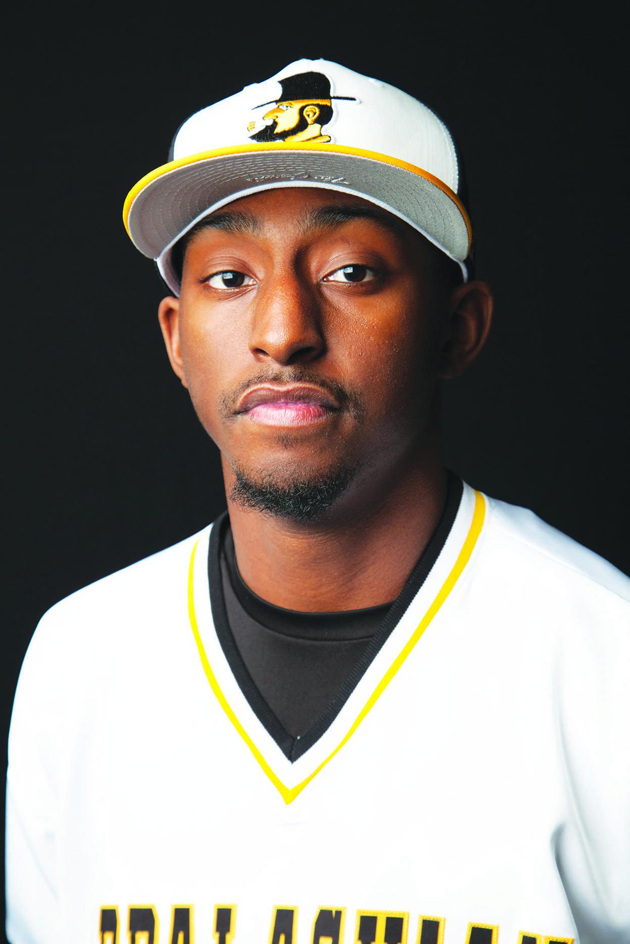 Freshman right-handed pitcher/infielder Breydan Gorham. Photo courtesy App State Athletics.