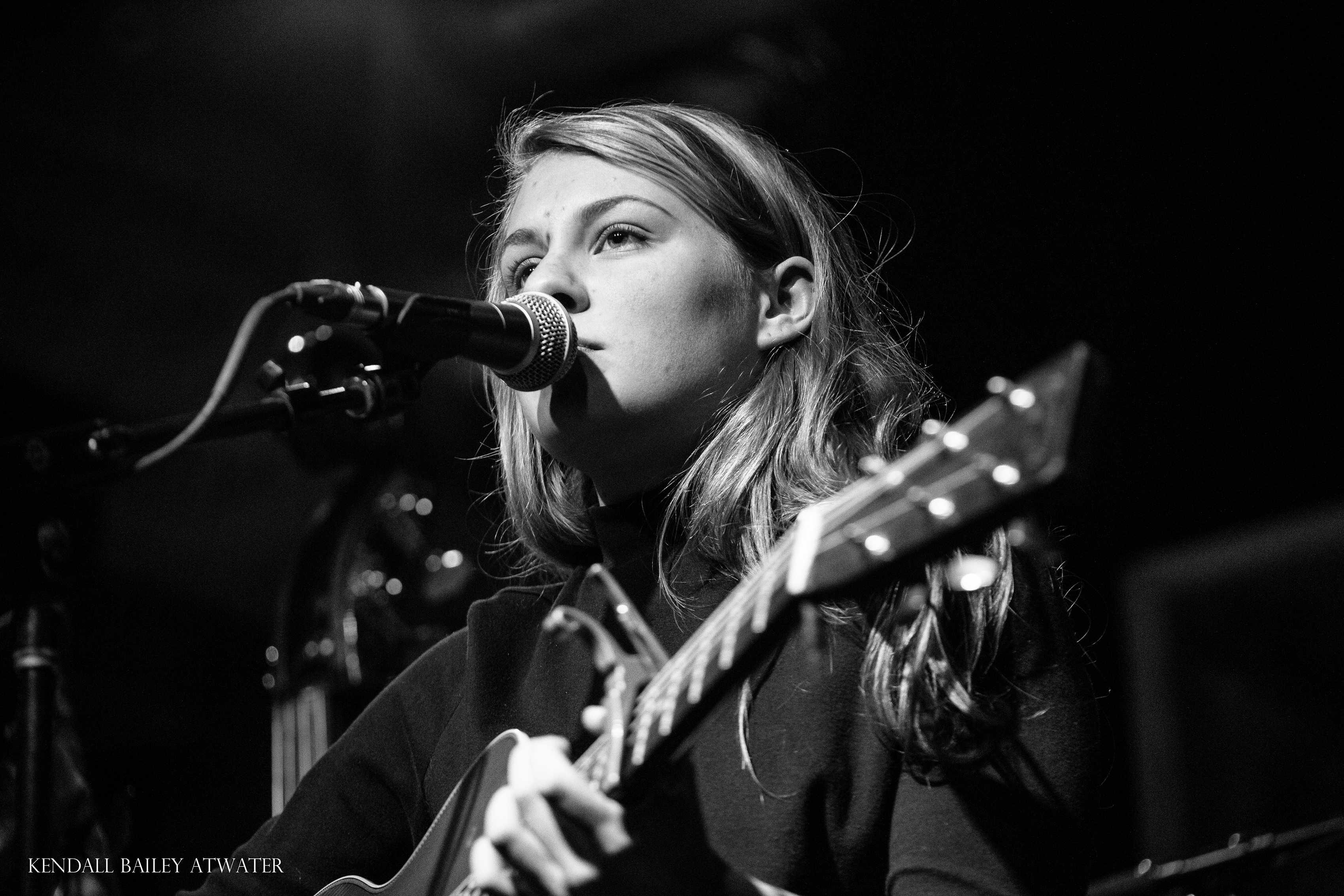 Kate Rhudy brings 'sad river folk' tunes to Boone