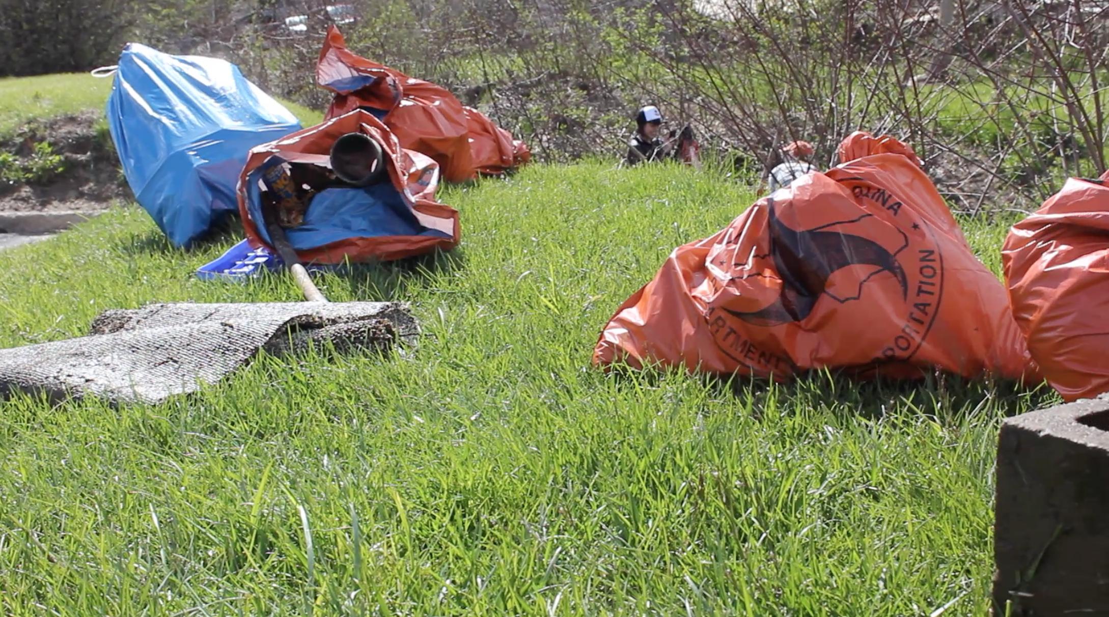 Boone Creek Cleanup 2016