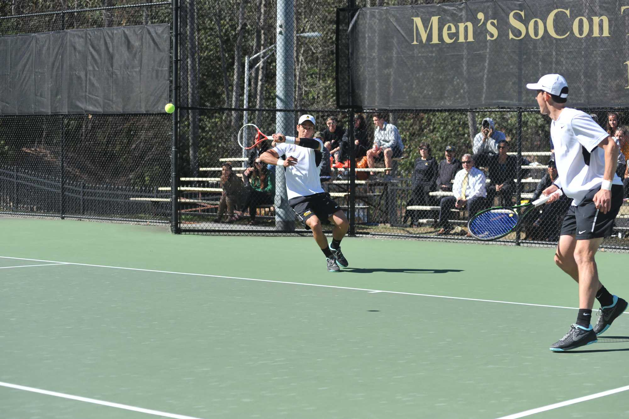The last match point at ASU