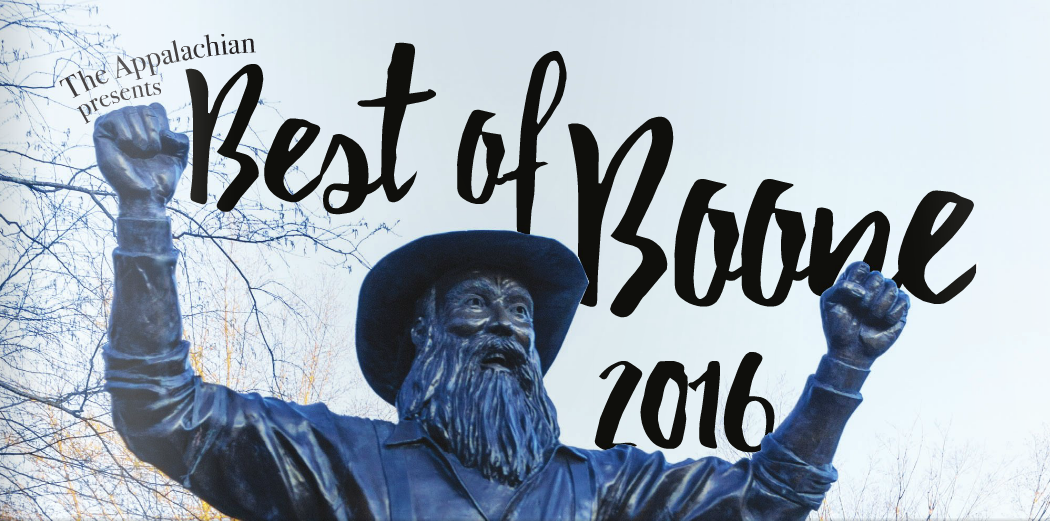 Best of Boone 2016