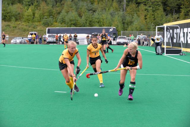 Field Hockey falls to VCU