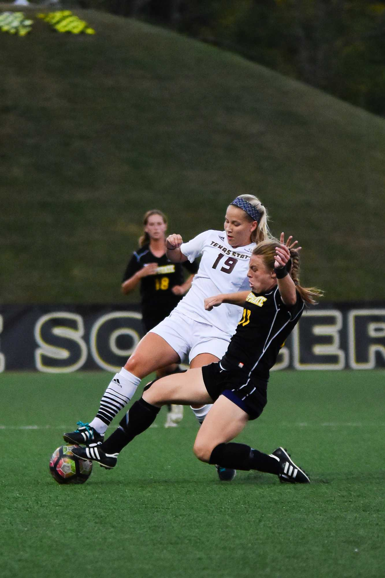 Defense is key for women's soccer