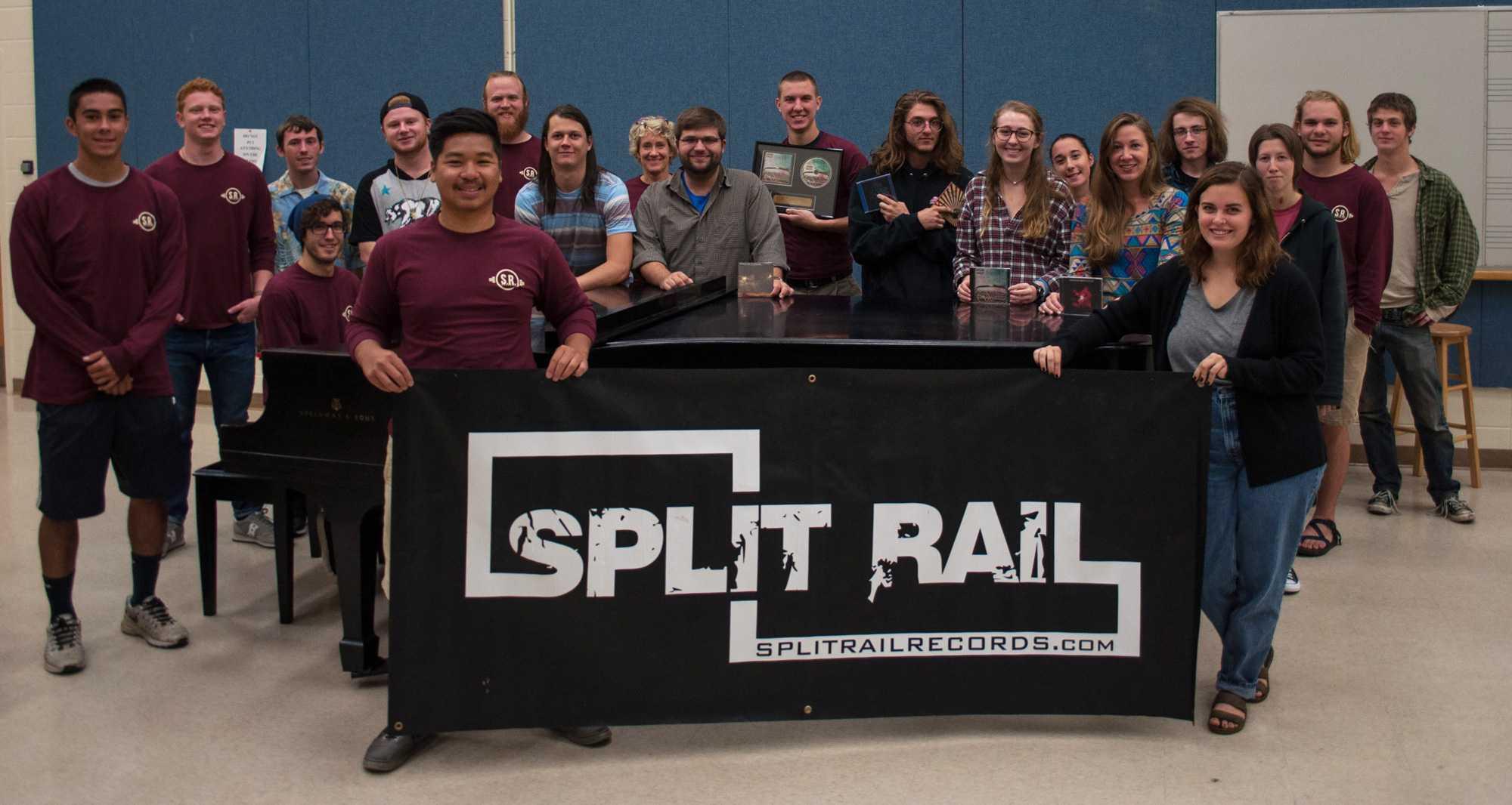Split Rail Records promotes local music scene