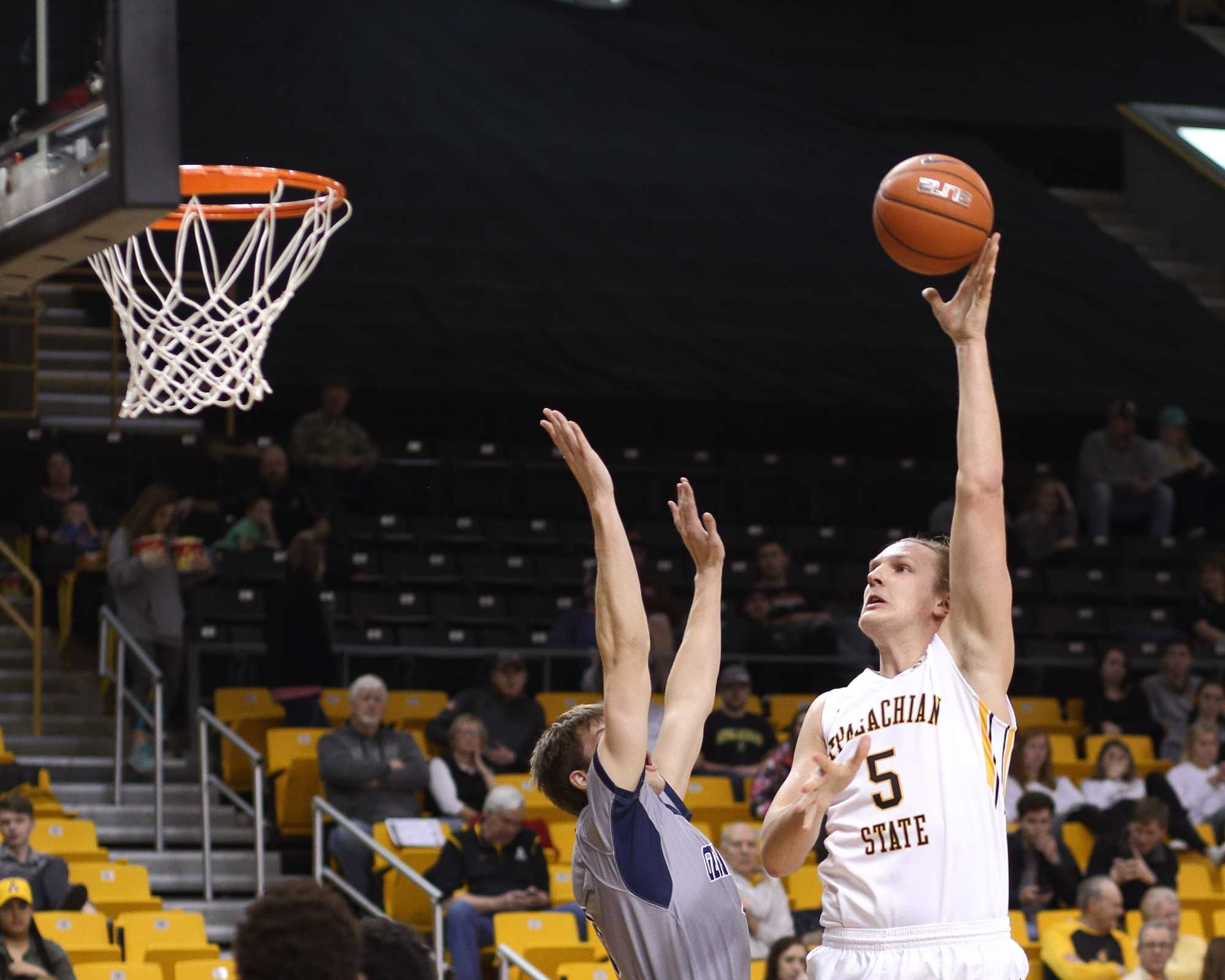 Forward+Griffin+Kinney+scored+a+career+high+25+points+in+App+State%27s+victory+over+Georgia+Southern.%0APhoto+courtesy%3A+Bill+Sheffield%2FApp+State+Athletics