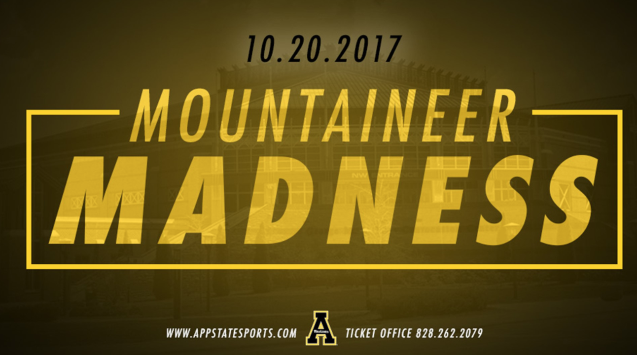Mountaineer Madness returns for App State basketball