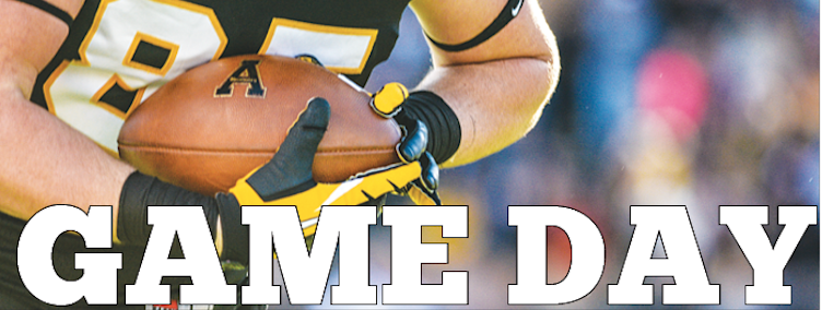 GAME DAY: App State vs. Coastal Carolina