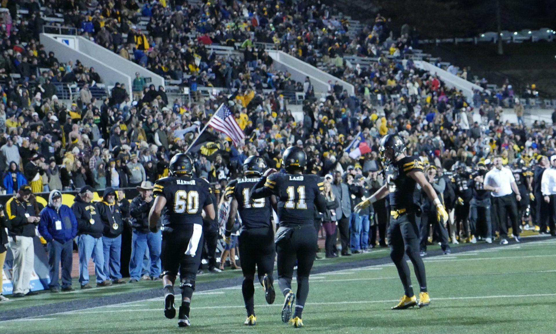 Rapid Reaction: App State vs. Georgia Southern