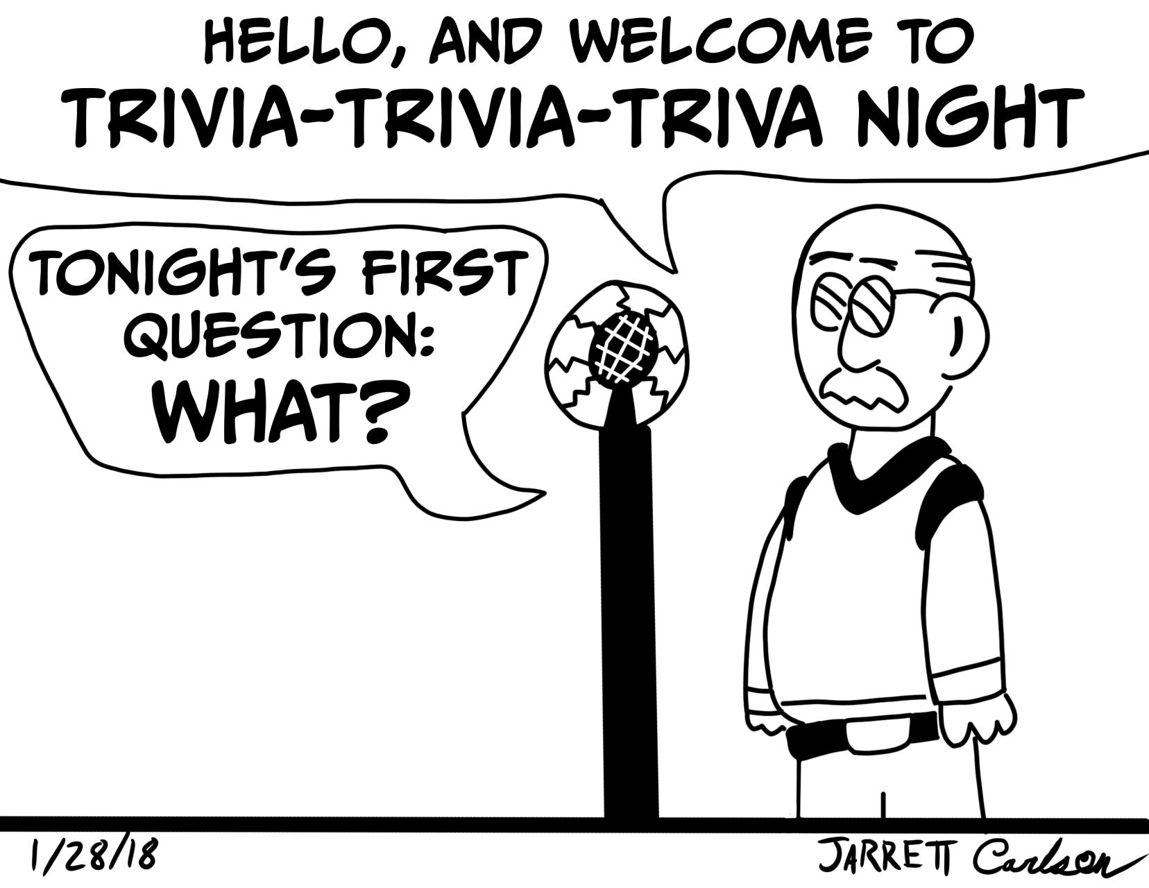 Trivia nights in Boone