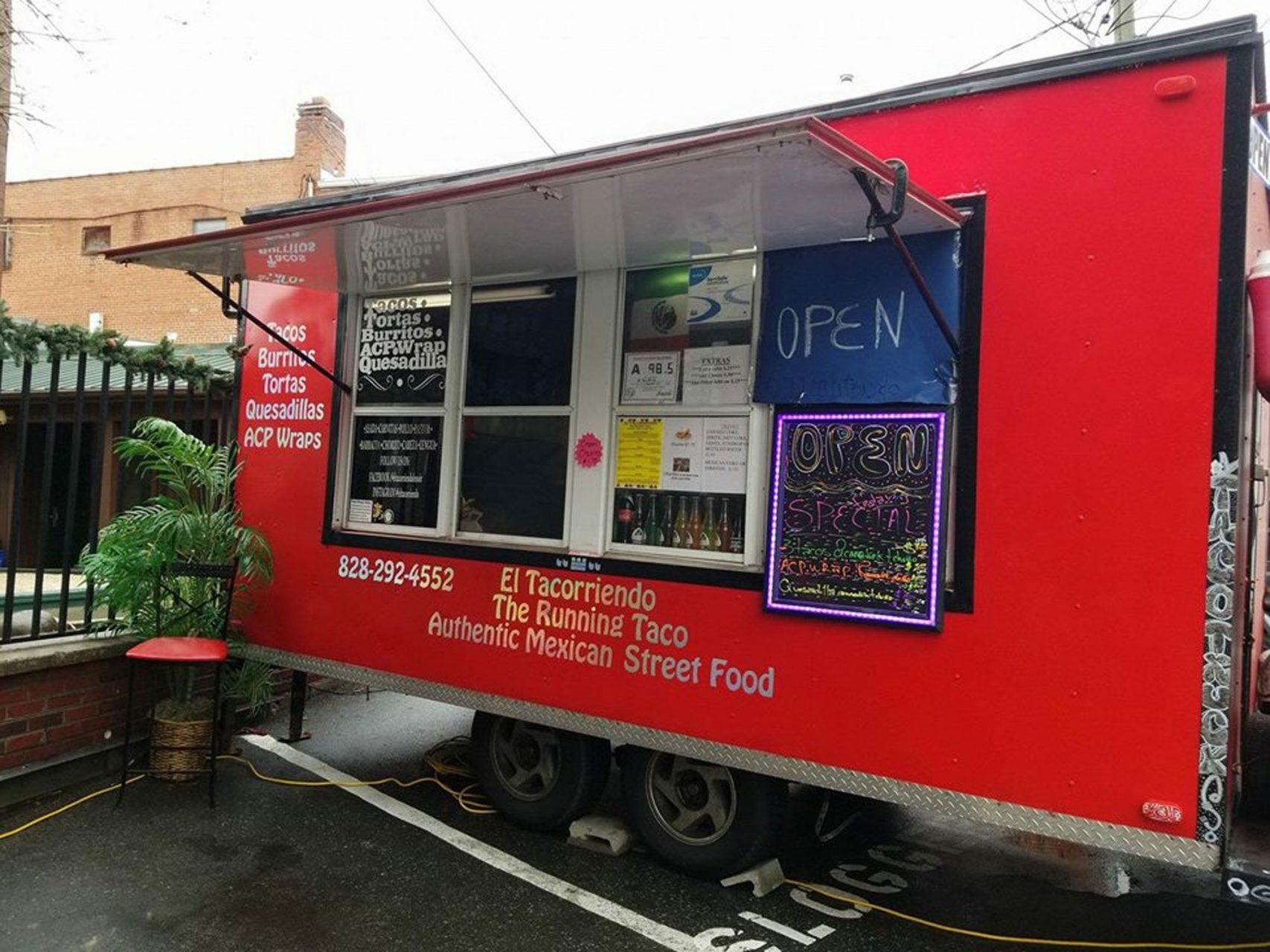 A taste of Boone: Food truck tour