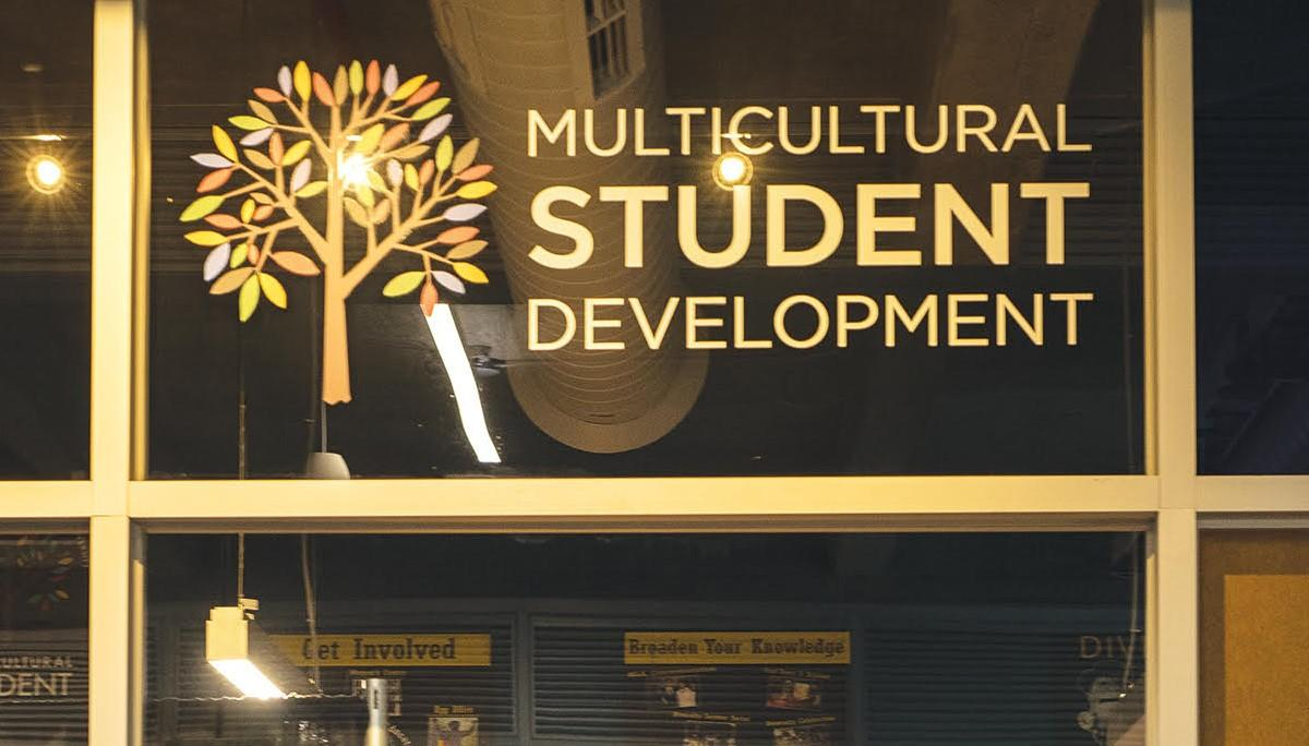 The Multicultural Student Development center is located on the second floor of the student union.