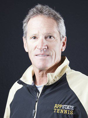 App State men's tennis coach Bob Lake announced his resignation from the post on Friday afternoon.