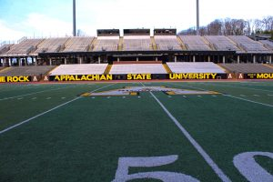 Artificial turf makes athletic fields easier to maintain