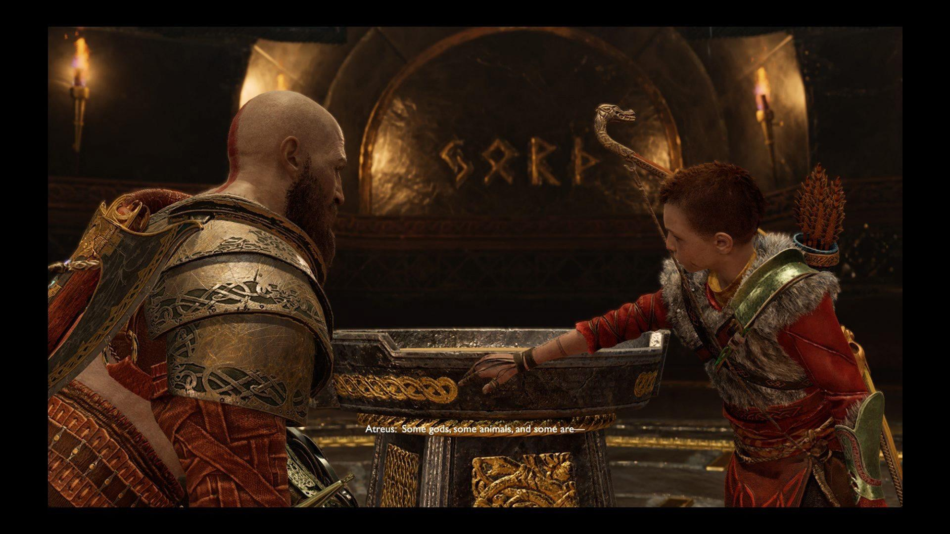 OPINION: God of War, pushing games forward