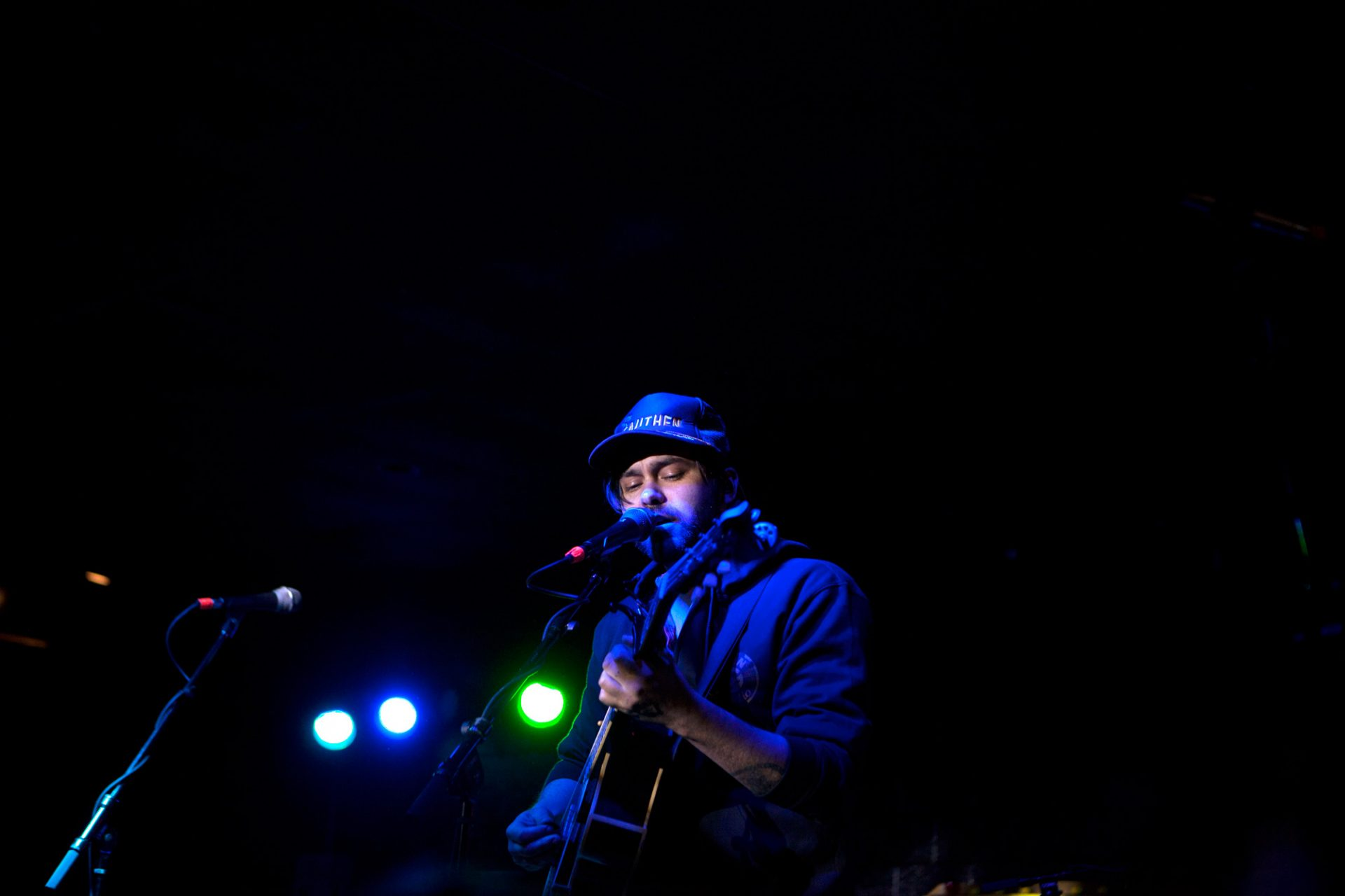 Shakey Graves performs at Legends