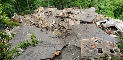 Mudslide in Boone claims two lives