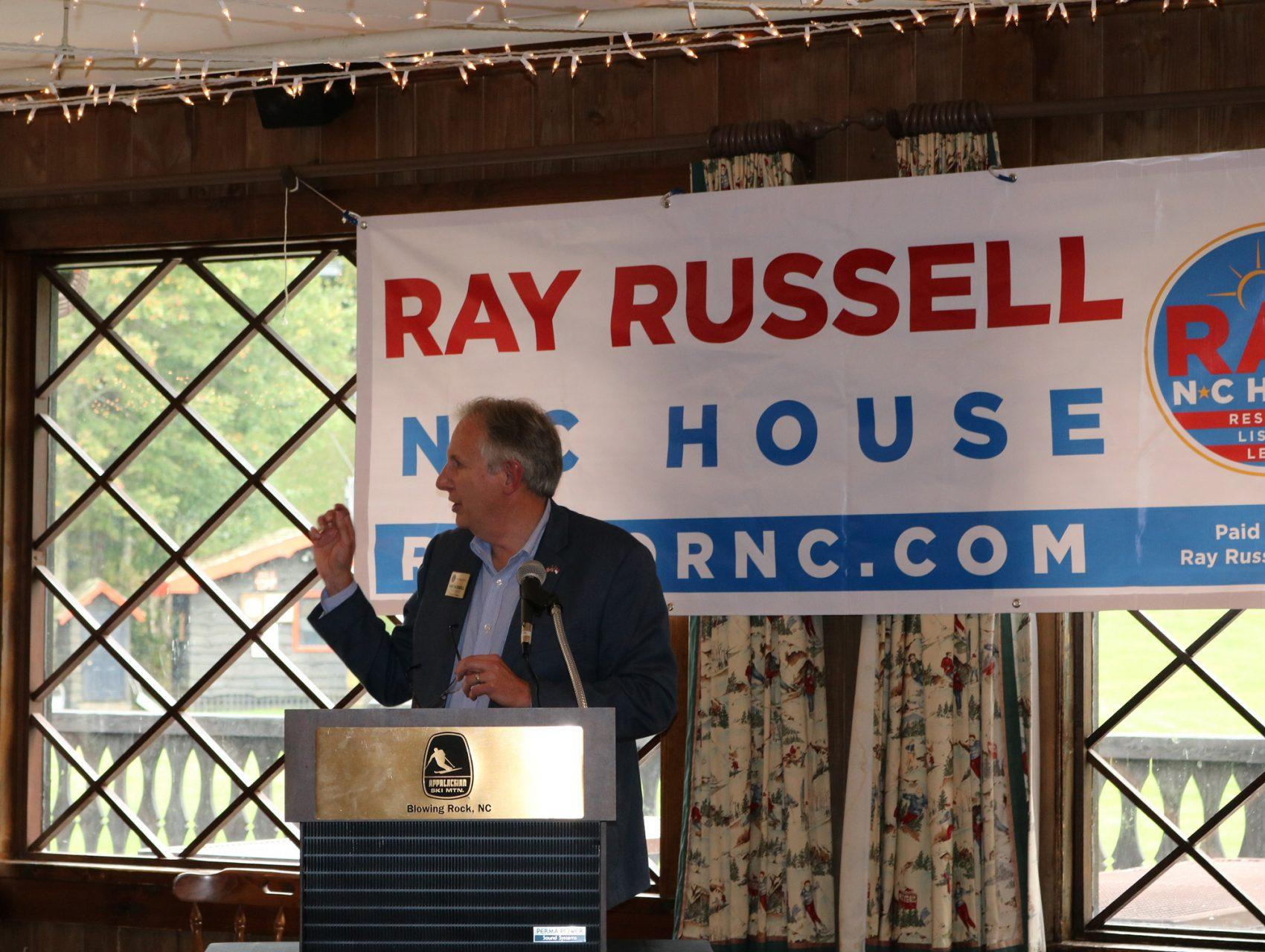 Ray For NC hosts Education Summit