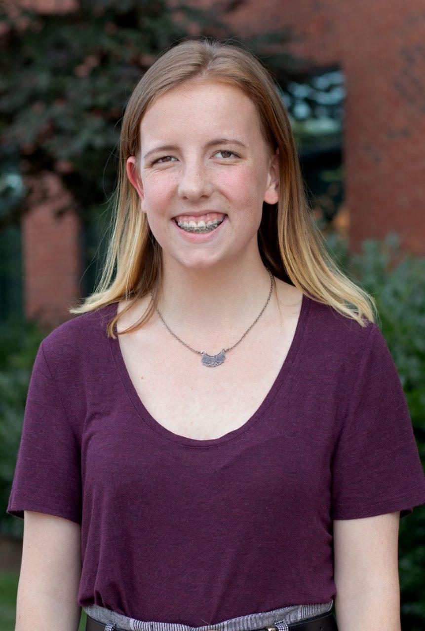 Emily+Hogan+recently+became+a+member+of+SGA%27s+senate+as+a+freshman+representative.+