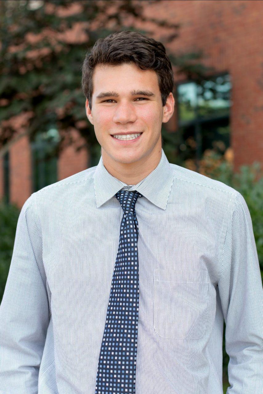 Jeremy+Doblin+is+a+new+addition+to+the+SGA+senate%2C+elected+to+represent+this+year%27s+freshman+class.+