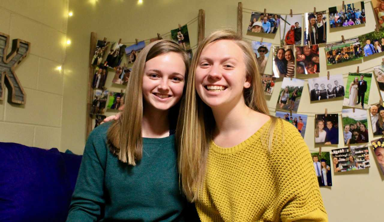 Two Watauga Residential College students create $500 scholarship for future sophomores