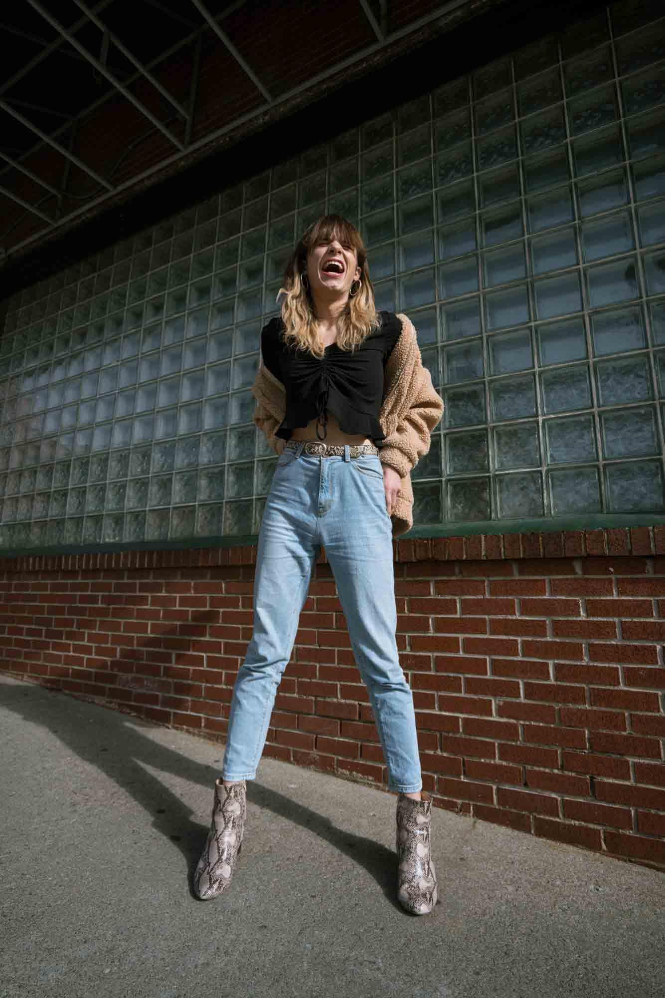 Ryan Duquette prides herself in her unique fashion sense.