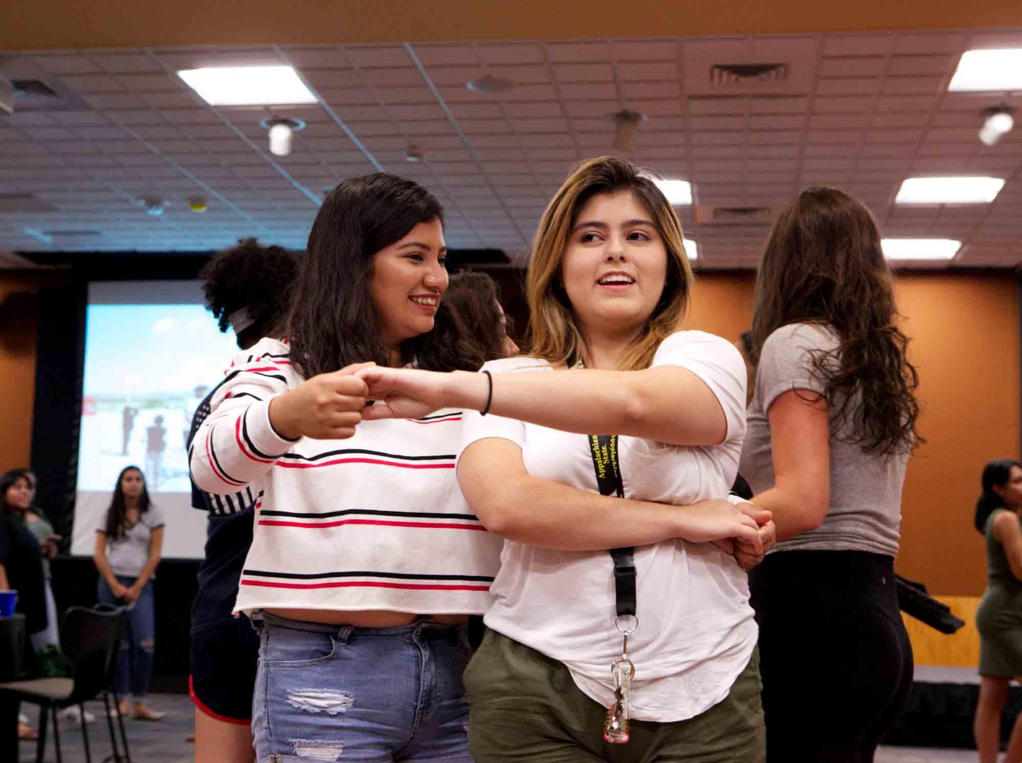 Hispanic population rejoices over culture celebration