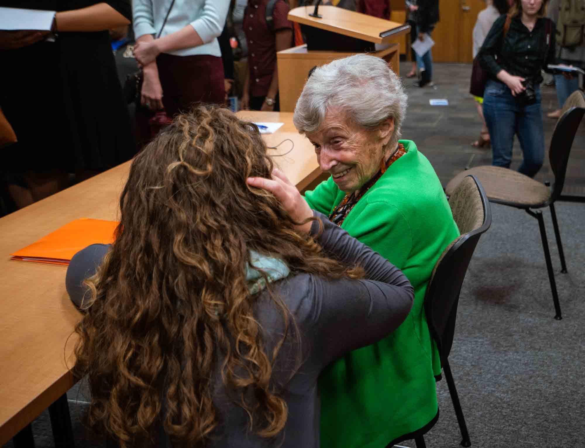 Prisoner No. 34042: Susan Cernyak-Spatz survives Holocaust with realism, not faith