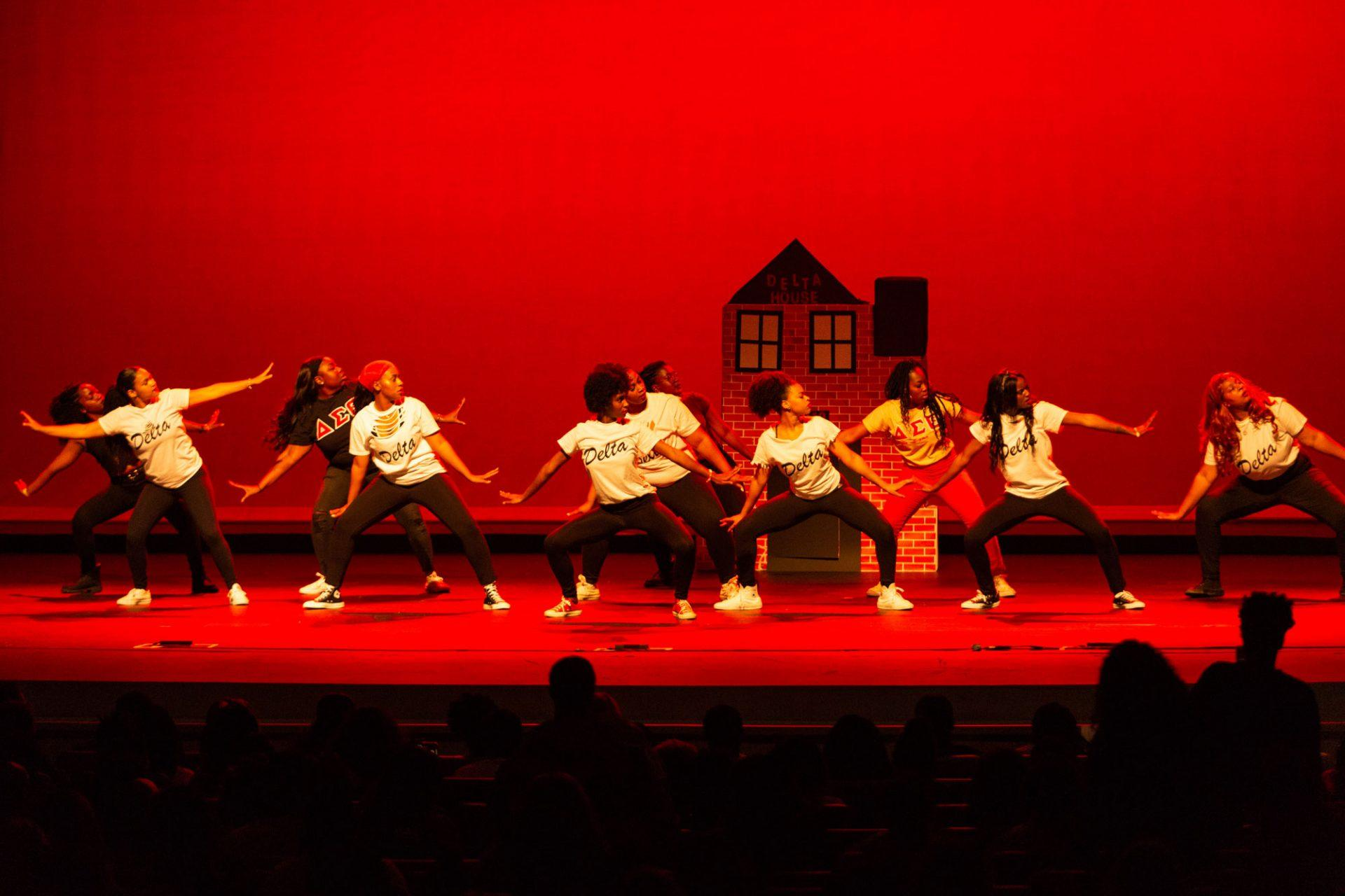 NPHC stomps out homecoming