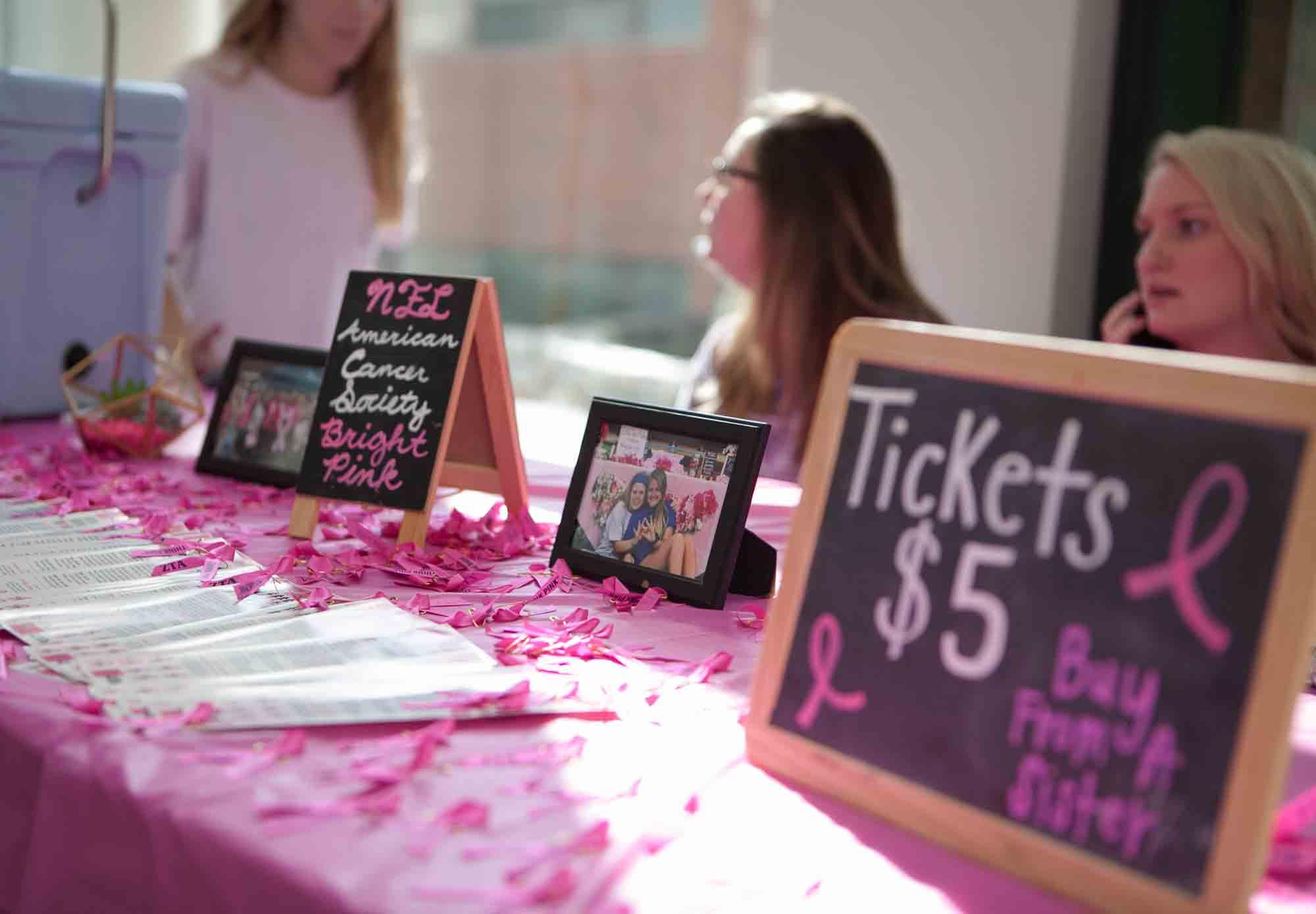 Zeta Tau Alpha events raise money for national, local breast cancer organizations