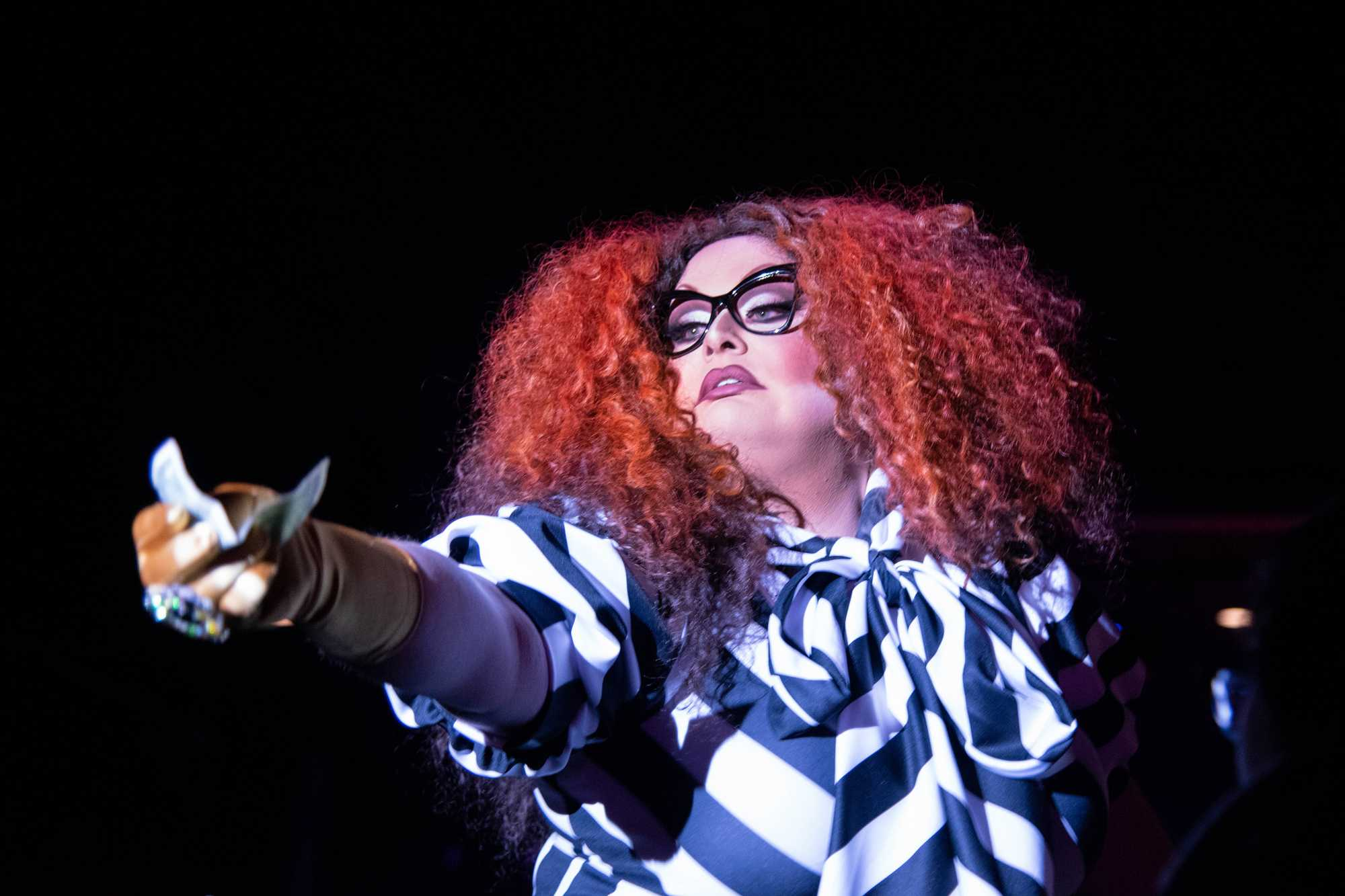 Pro Drag Show celebrates individuality and free expression