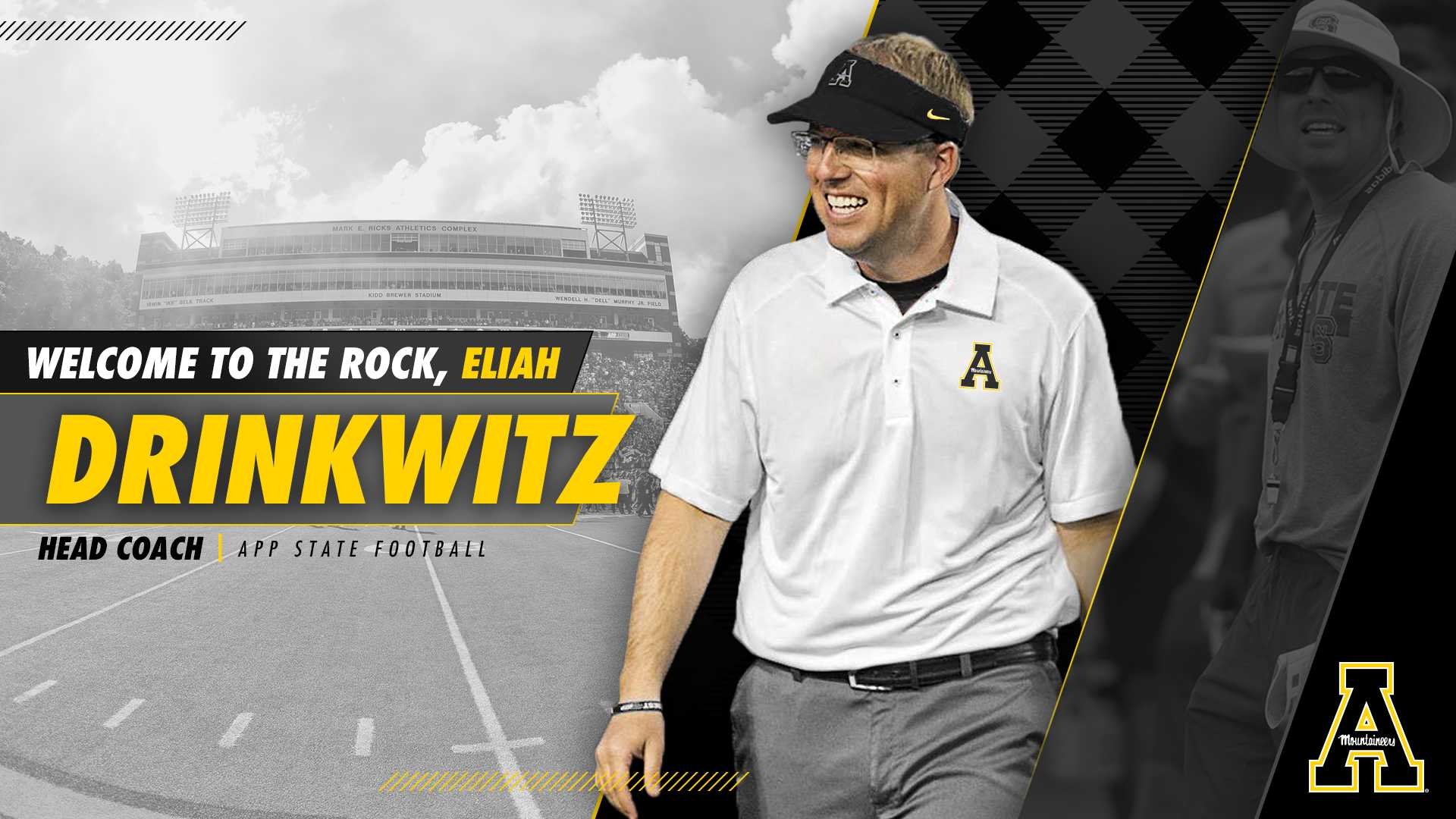 NC State's Drinkwitz tabbed as new head coach at App State