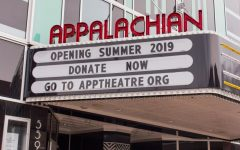 The Appalachian Theatre's is an iconic landmark of downtown Boone. The theatre is hoping to purchase a digital marquee.