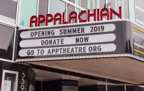 The Appalachian Theatre restoration continues with interior renovations
