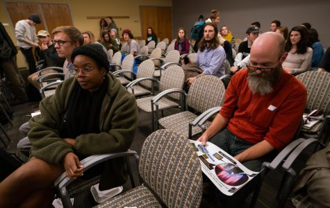 Faculty and student led Appalachian Climate Action Collaborative fights climate change