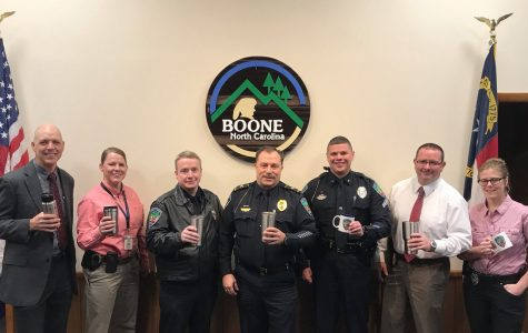 Boone Police schedule educational coffee dates with community
