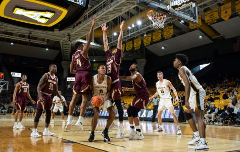 App State men's basketball dominates in home opener