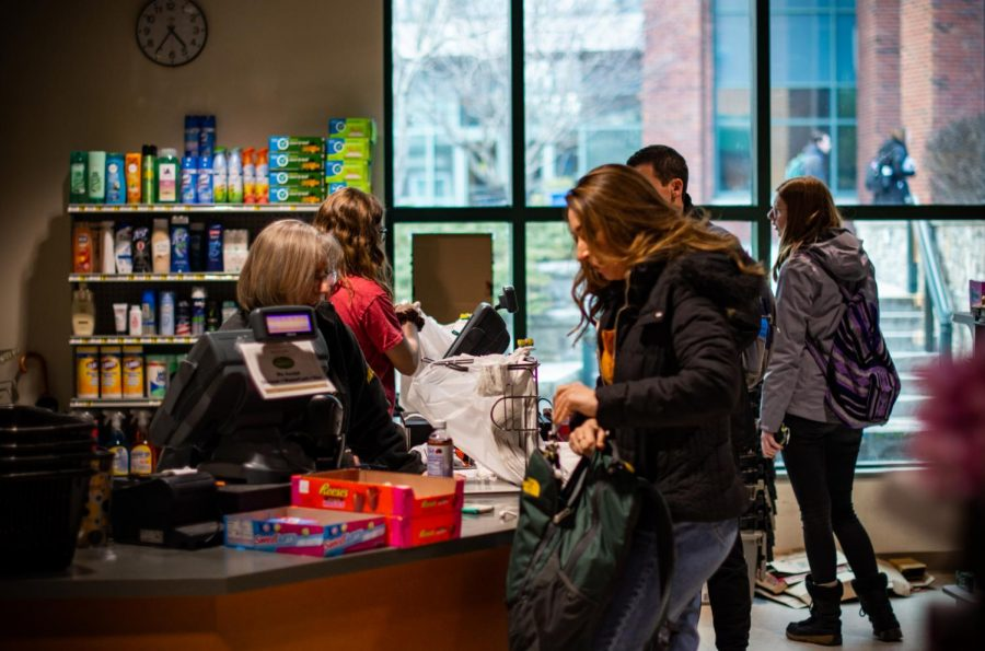 SGA passed a bill recently to increase the hours of the bookstore market.