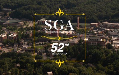 New SGA Cabinet members confirmed after recent firings