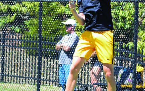 Men's tennis starts first spring with new coach