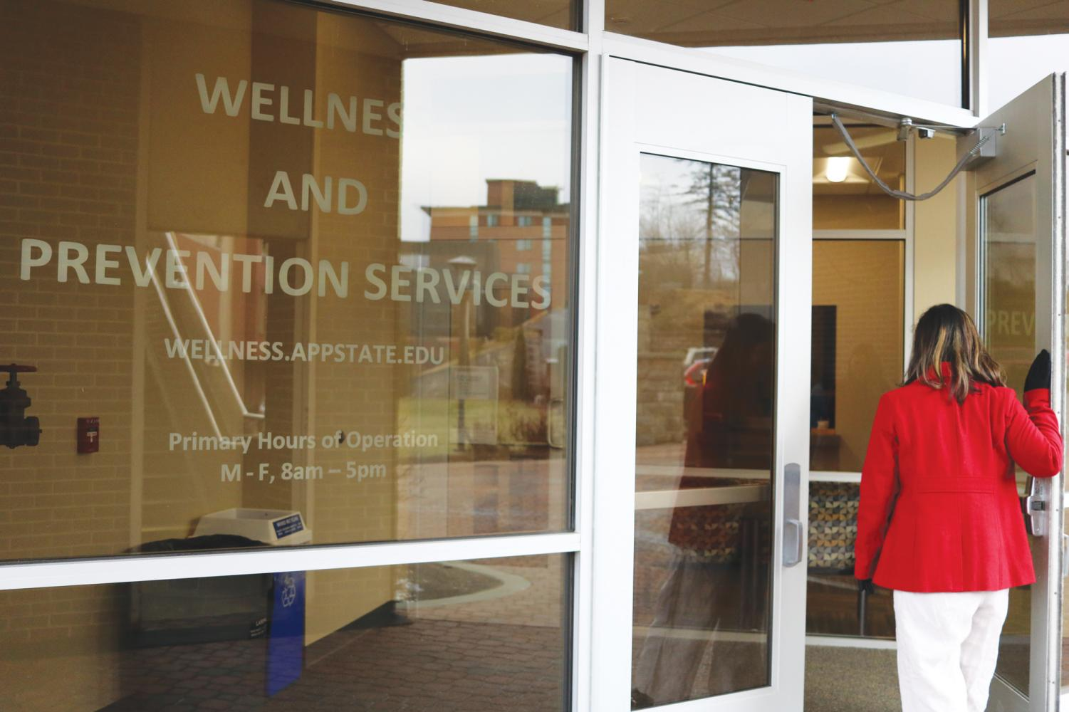 Throughout the academic year, App State's Wellness and Prevention center offers a variety of programs and resources for students to support their well-being. Programs are focused on 8 different dimensions of wellness, and all students are welcome to attend programs and events free of charge.