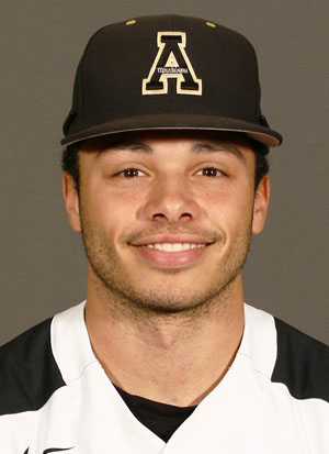 Sophomore outfielder Kendall McGowan will anchor the Mountaineers offense this season after starting 43 out of 46 games in 2018.