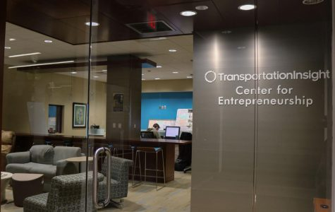 Business school entrepreneur center provides resources for students to start businesses