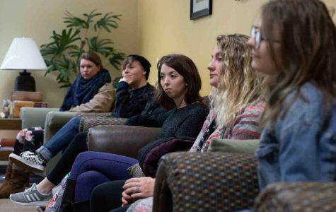 Mental Health Ambassadors present for classes and organizations